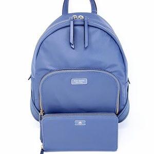 NWT Kate Spade backpack & Wallet